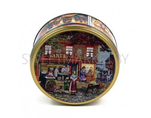 "Печенье датское  Jacobsens Bakery (серия ""Scenes of Europe"")"
