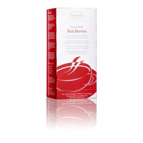 Чай Ronnefeldt Red Berries cup