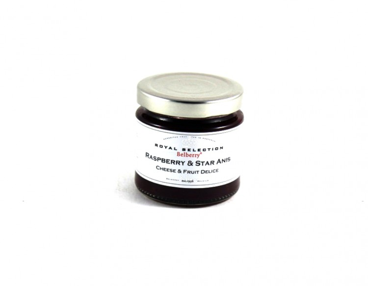 "Джем из малины с анисом ""Belberry Preserves"" 130 г"