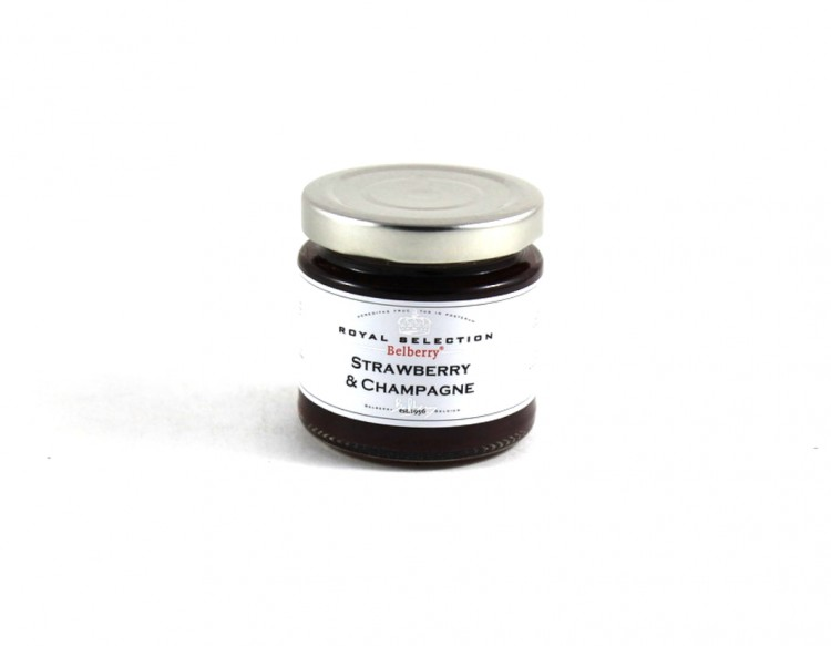 "Джем из клубники с шампанским ""Belberry Preserves"" 130 г"